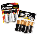 Alkaline D Batteries