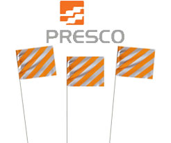 Presco Day/Night Marking Flags