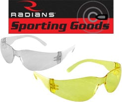 Radians Micro Shooting Glasses