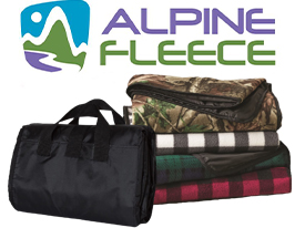 Alpine Fleece Blankets