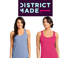 District Made Tank Tops