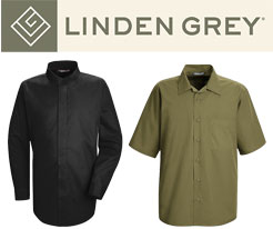 Linden Grey Uniforms