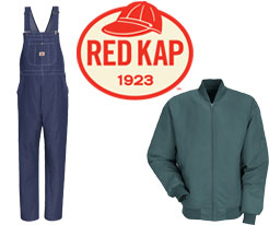 Red Kap Specialty Trade Outerwear