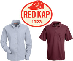 Red Kap Specialty Trade Shirts