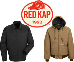 Red Kap Waste Management Outerwear