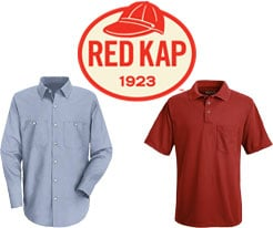 Red Kap Wholesale Distribution Shirts