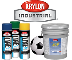 Krylon Athletic Field Striping Paint
