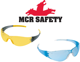 MCR Safety CK2 Safety Glasses