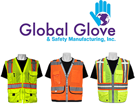 Global Glove Safety Vests