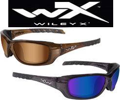 Wiley X Gravity Safety Glasses