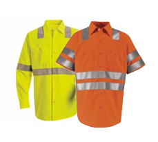 Red Kap High Visibility Workwear