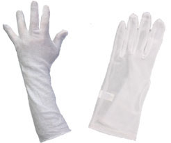 White Inspection Gloves