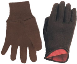 Cotton Jersey Work Gloves