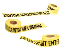 Caution Tape Lengths