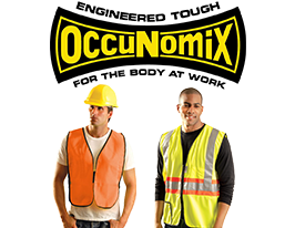 OccuNomix Safety Vests