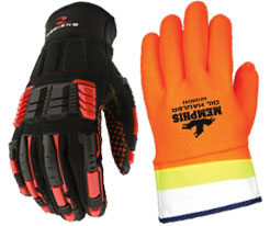 Oil & Gas Work Gloves