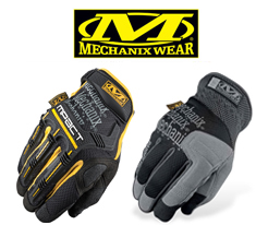 Mechanix Padded Palm Gloves
