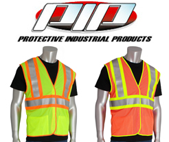 PIP FR Treated Safety Vests