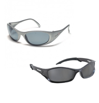 Crews Polarized Safety Glasses