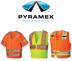 Pyramex High Visibility Clothing