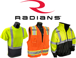 Radians High Visibility Clothing
