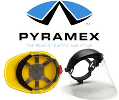 Pyramex Hard Hat Accessories