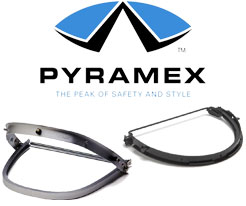 Pyramex Hard Hat Adapters