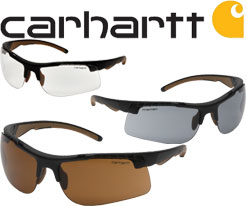 Carhartt Rockwood Safety Glasses