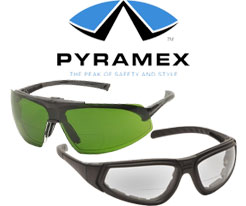 Pyramex Bifocal Safety Glasses