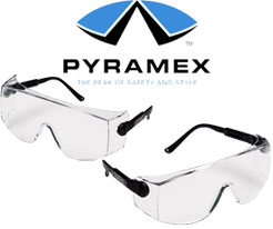 Pyramex Defiant Safety Glasses