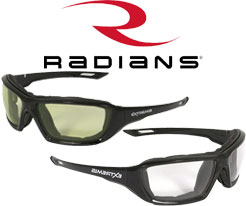 Radians Extremis Safety Glasses