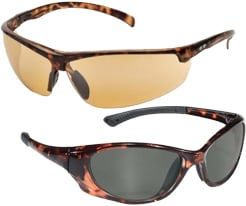 Tortoise Shell Safety Glasses