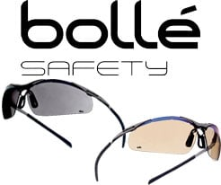 Bolle Metal Safety Glasses
