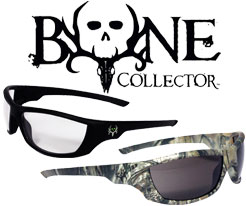 Bone Collector Retriever Safety Glasses