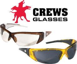 Crews ForceFlex 2 Safety Glasses