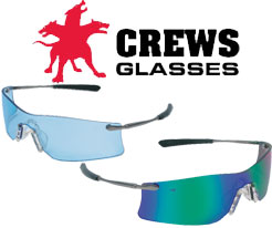 Crews Rubicon Safety Glasses