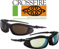 CrossFire Eclipse Safety Glasses
