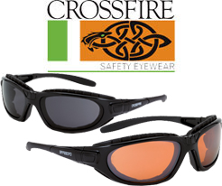 CrossFire Journey Safety Glasses