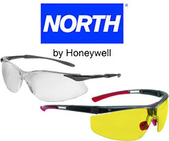 North Safety Glasses