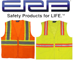 ERB Two Tone Safety Vests