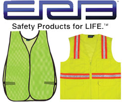ERB Yellow Safety Vests
