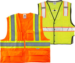 Fall Protection Safety Vests