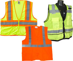 OSHA Safety Vests