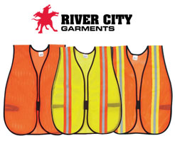 River City General Purpose Safety Vests