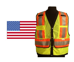 USA Made Safety Vests