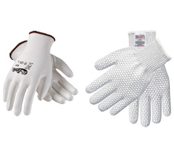 White Work Gloves