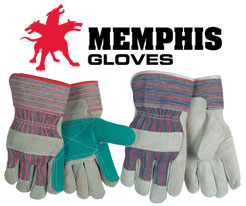 Memphis Split Shoulder Gloves