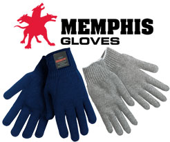 Memphis String Knit Gloves