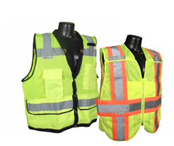 Yellow Lime Safety Vests