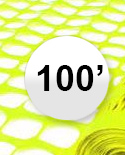 100\' Safety Fence